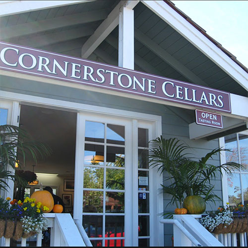 Cornerstone Winery Napa