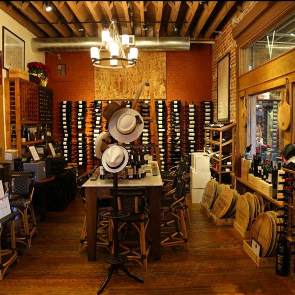 V Wine Cellar Napa