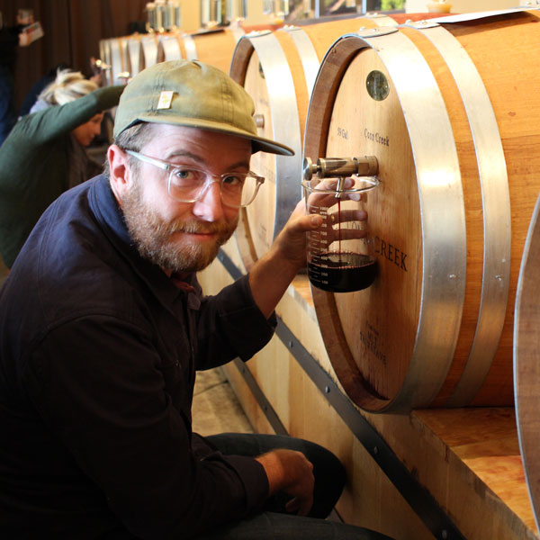 Blending Experience at Conn Creek Winery napa