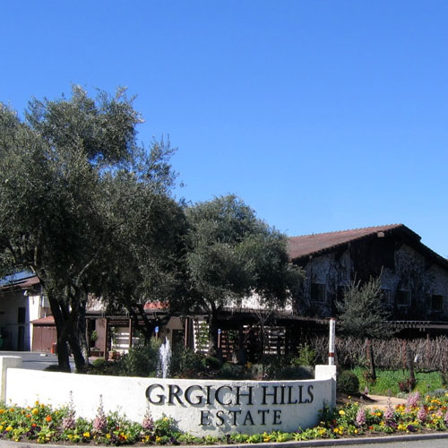 Grgich Hill Estate Winery