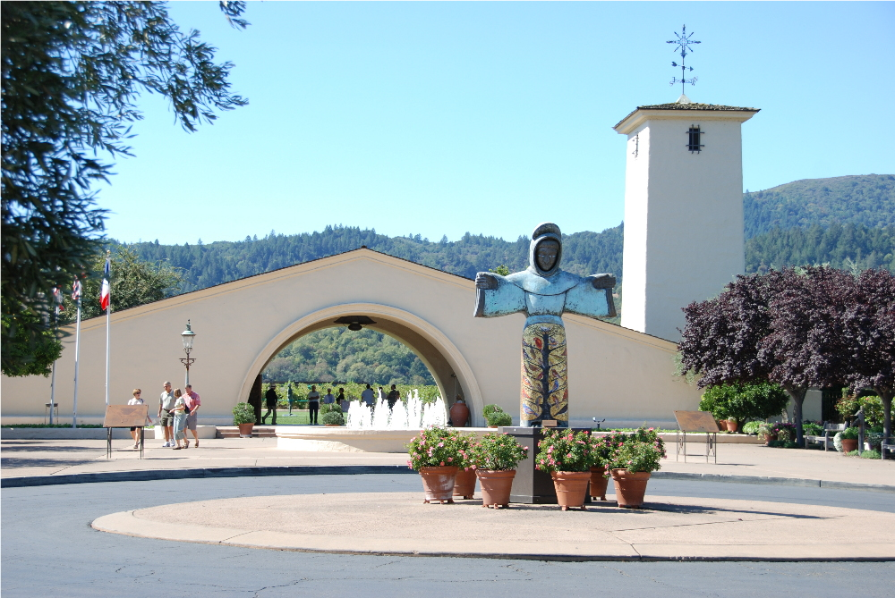 Everyone stops at Mondavi Winery in Napa - But Should You?