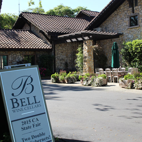 Bell Wine Cellars Winery Napa