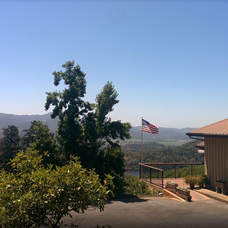 Burgess Winery in Napa