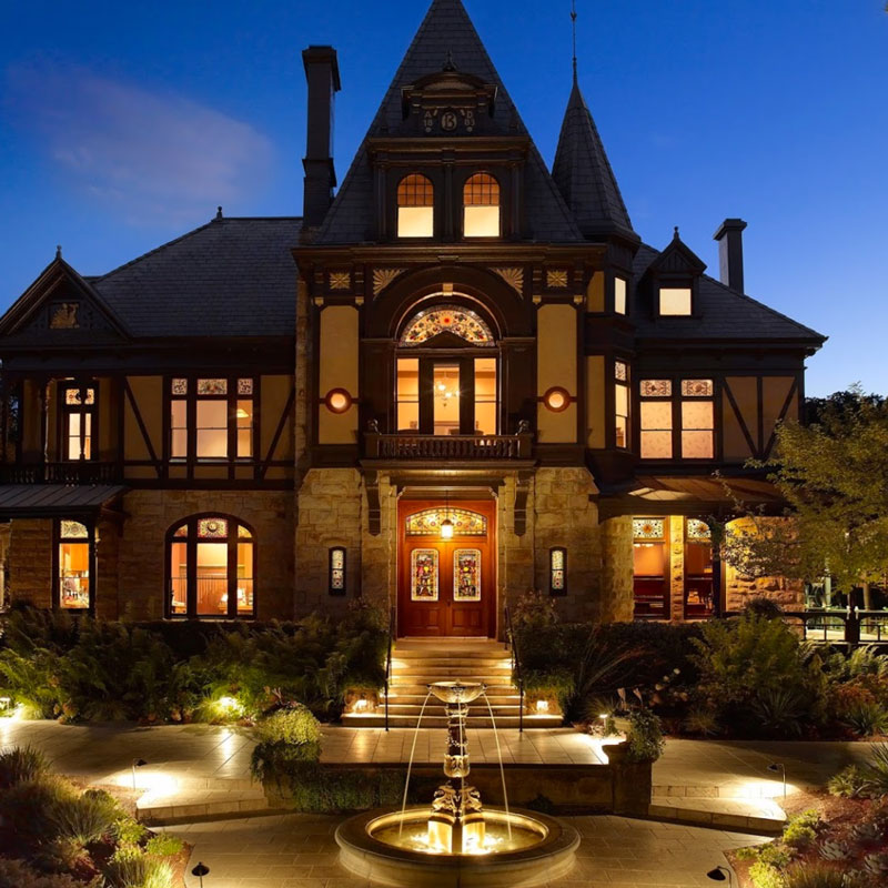 Beringer Winery Napa