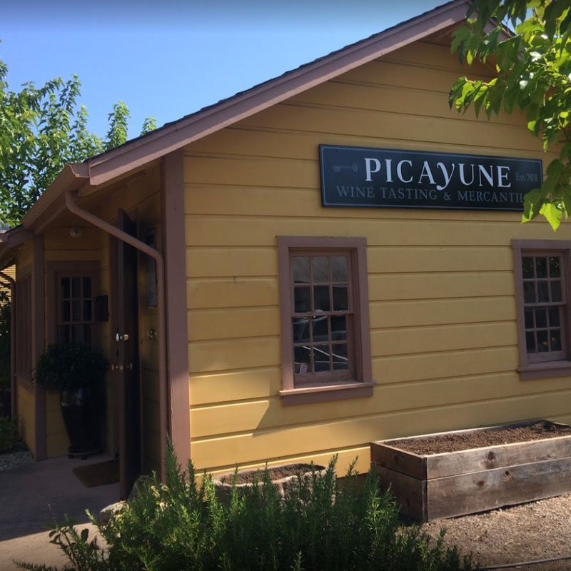Picayune Winery Calistoga