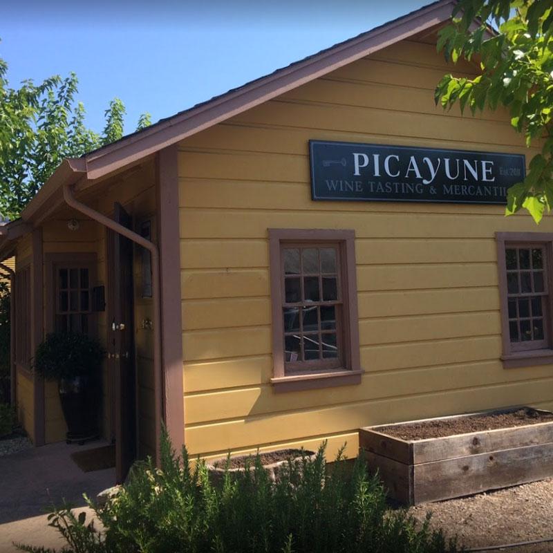 Picayune Winery Calistoga