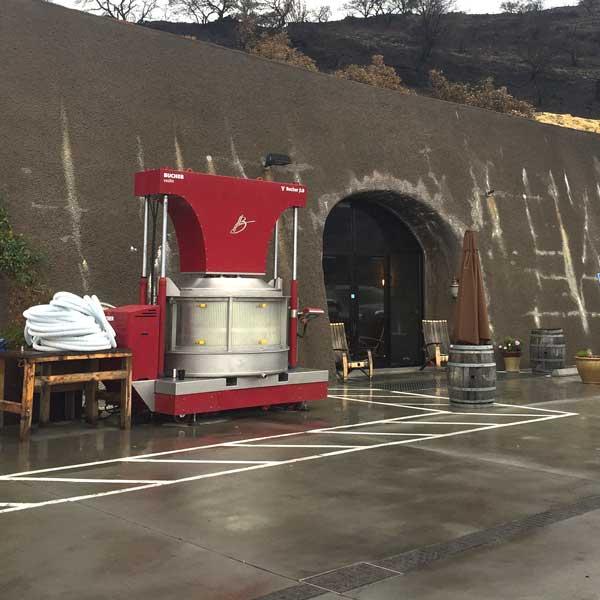 Patland Winery Napa