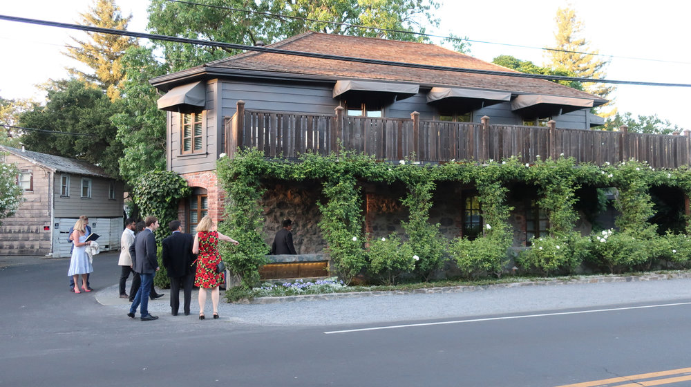 The French Laundry in Napa Valley