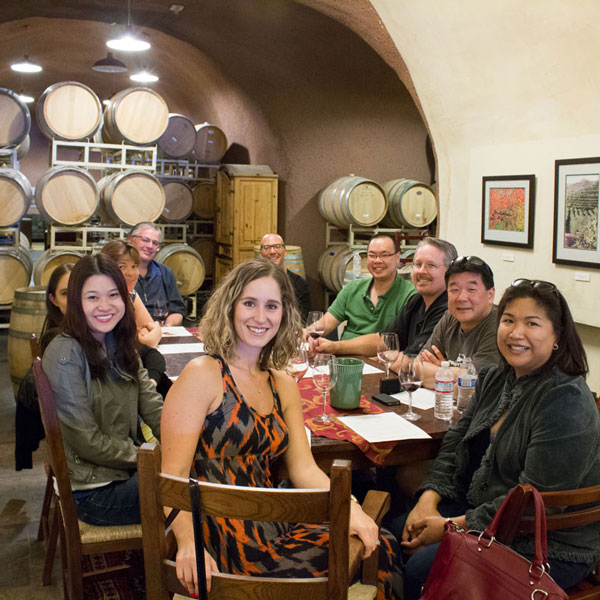 Tasting in the Caves at Deerfield Ranch - FREE!