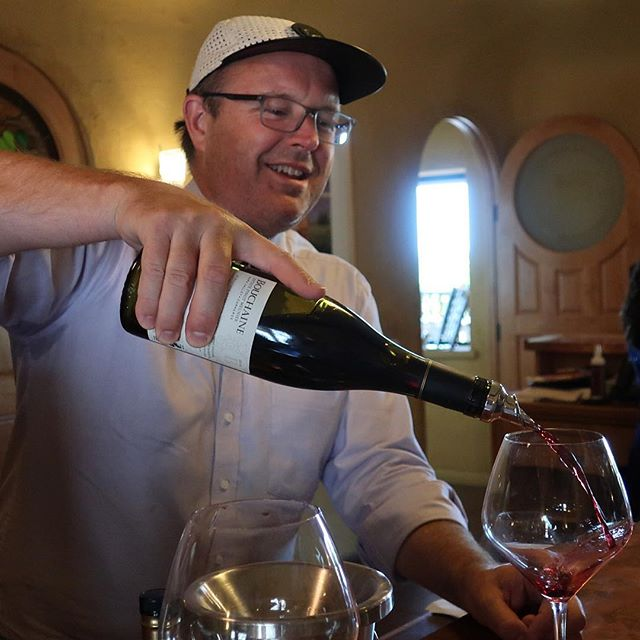 Let's put the fun back into wine tasting with no stuffy tastings and fun loving hosts!  @bouchaine_vineyards @prioritywinepass