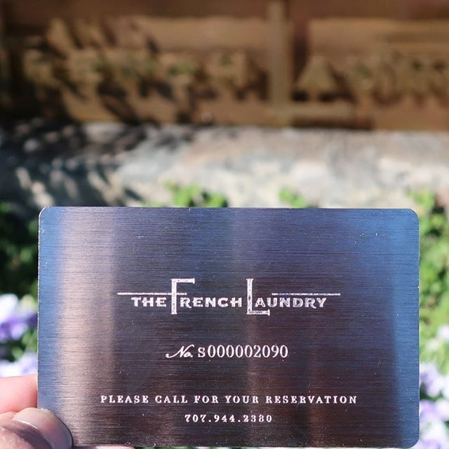 My review is done!  Come experience The French Laundry with me.  Go to NapaTouristGuide.com and click the link to the review.