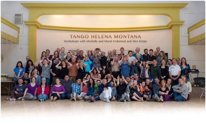 The TangoHelena community reaches beyond Helena to tango dancers across Montana and the Northwest with workshops and festivals.