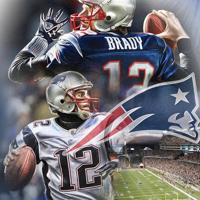 #patsnation Game time. No likes, comments, or double taps needed. Respect the game and the talent. #thatisall #newengland #newenglandpatriots #nfl #superbowl #sundayfootball #tombrady