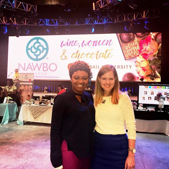 Fun time tonight at the @nawbonational #orlando Wine Women & Chocolate event held at @fullsail ! You could never go wrong with #chocolate, #wine , #networking , and hanging out with #friends ! ---------- #womeninbusiness #entrepreneur #entrepreneurlifestyle #nawboorlando