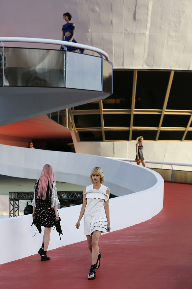 Brazil Vuitton Fashion Show