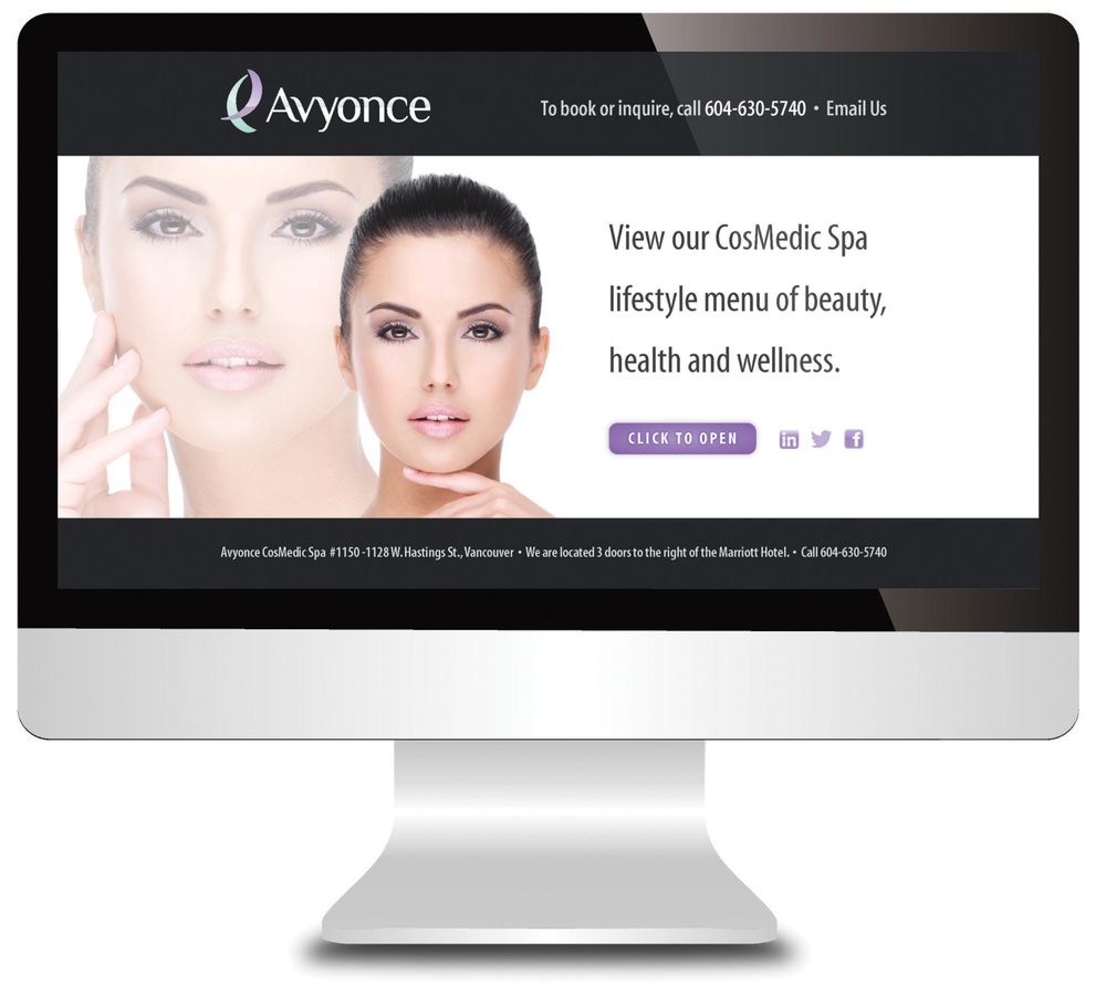 spa-website-design