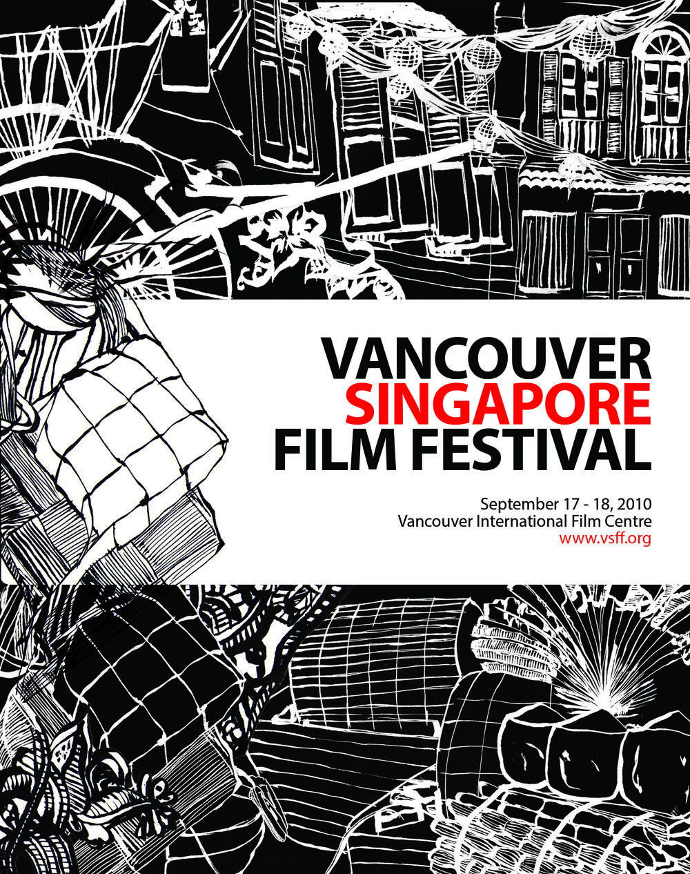 Vancouver Singapore Film Festival Program Cover