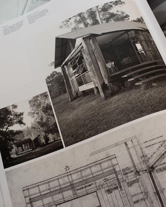 The Murcutt Guest Studio, Kempsey, New South Wales, 1992. . . . . . . . . #glennmurcutt #glennmurcuttmasterclass #architecture #architecturelovers #australianarchitecture #archidaily #design #designinspiration #book #glennmurcuttfolio #touchtheearthlightly #architect #book #sydneylocal #architecturebooks #australiandesign #architecturaldrawing #architecturalplan