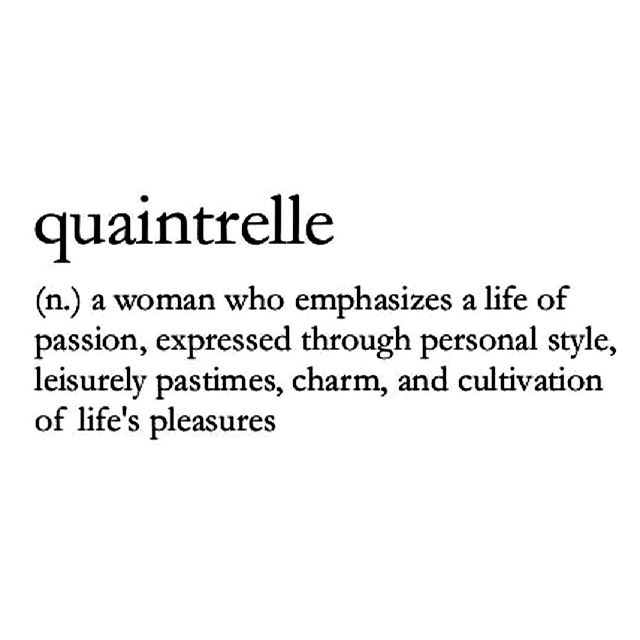 Fave new word. To all my favourite  quaintrelle's... 😘 . . . . #maiasa #creativemama #sgselling #sginstashop #fashionista #tassellover #designmama #handmadewithlove #designinspiration #sustainable #quaintrelle #beachstyle #singaporelabel #curatedbrands #wordoftheday