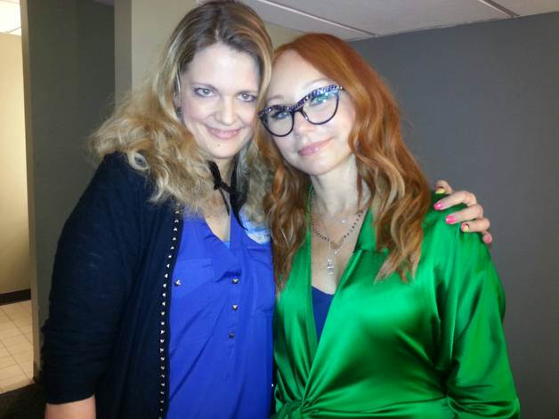 Not.In.My.Body. Kat and Tori Amos, 2014