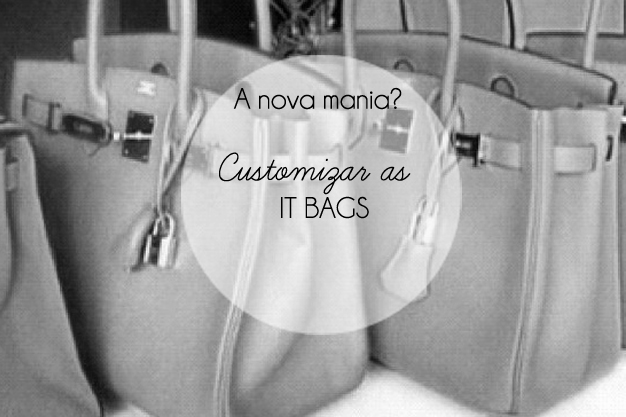 customizar it bags