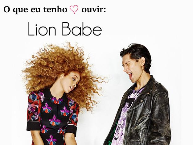 lion babe music 1