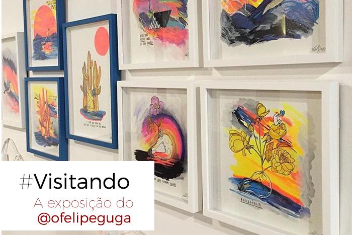 Exposição Felipe Guga @ofelipeguga