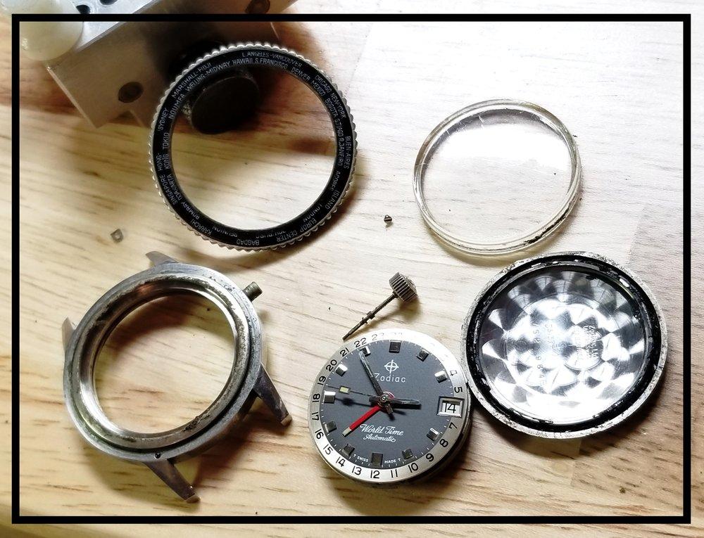 Every (watch) needs a little TLC... - Service & Restoration