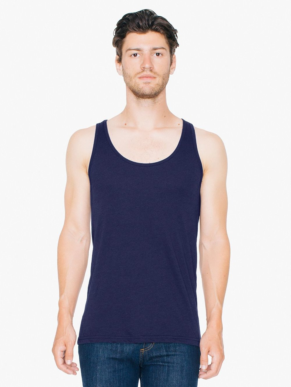 Poly-Cotton Tank by American Apparel