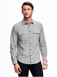 Grey Flannel by Old Navy