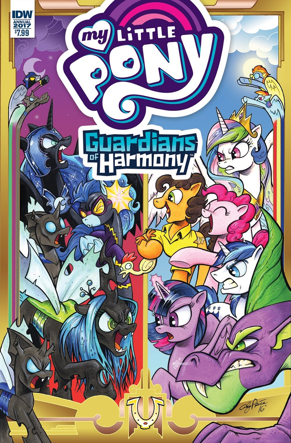 Annual - Guardians of Harmony