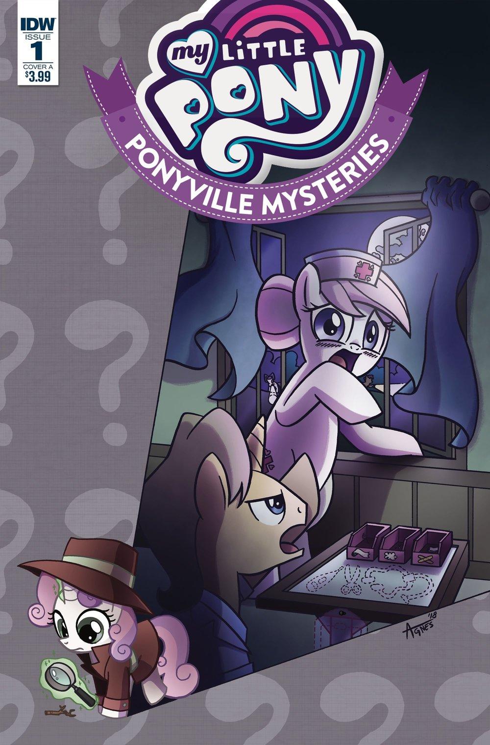 Ponyville Mysteries #1