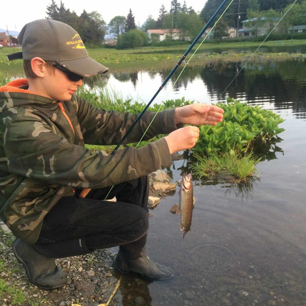 Alaska fly fishing sitka alaska outfitters for Alaska fly fishing