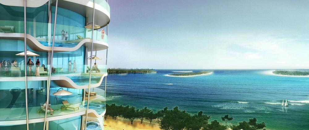 Mangroove Elite Residence BEAD sea View.JPG