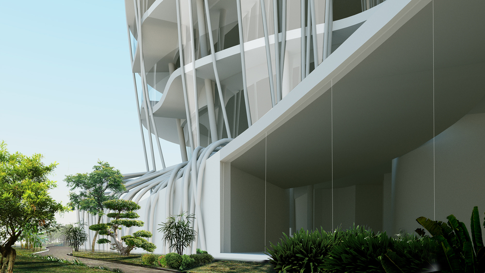 Mangroove Elite Residence BEAD garden.JPG