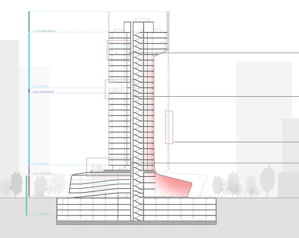 lusail tower BEAD doha Qatar section.JPG