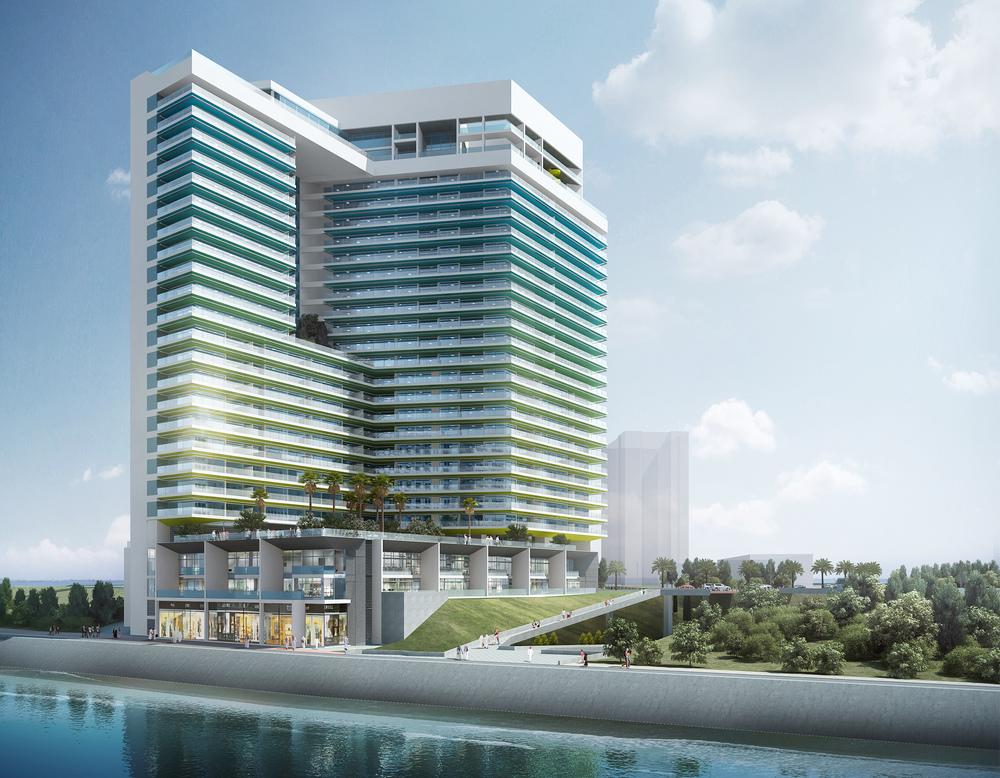 Residential Tower BEAD sea view2.JPG