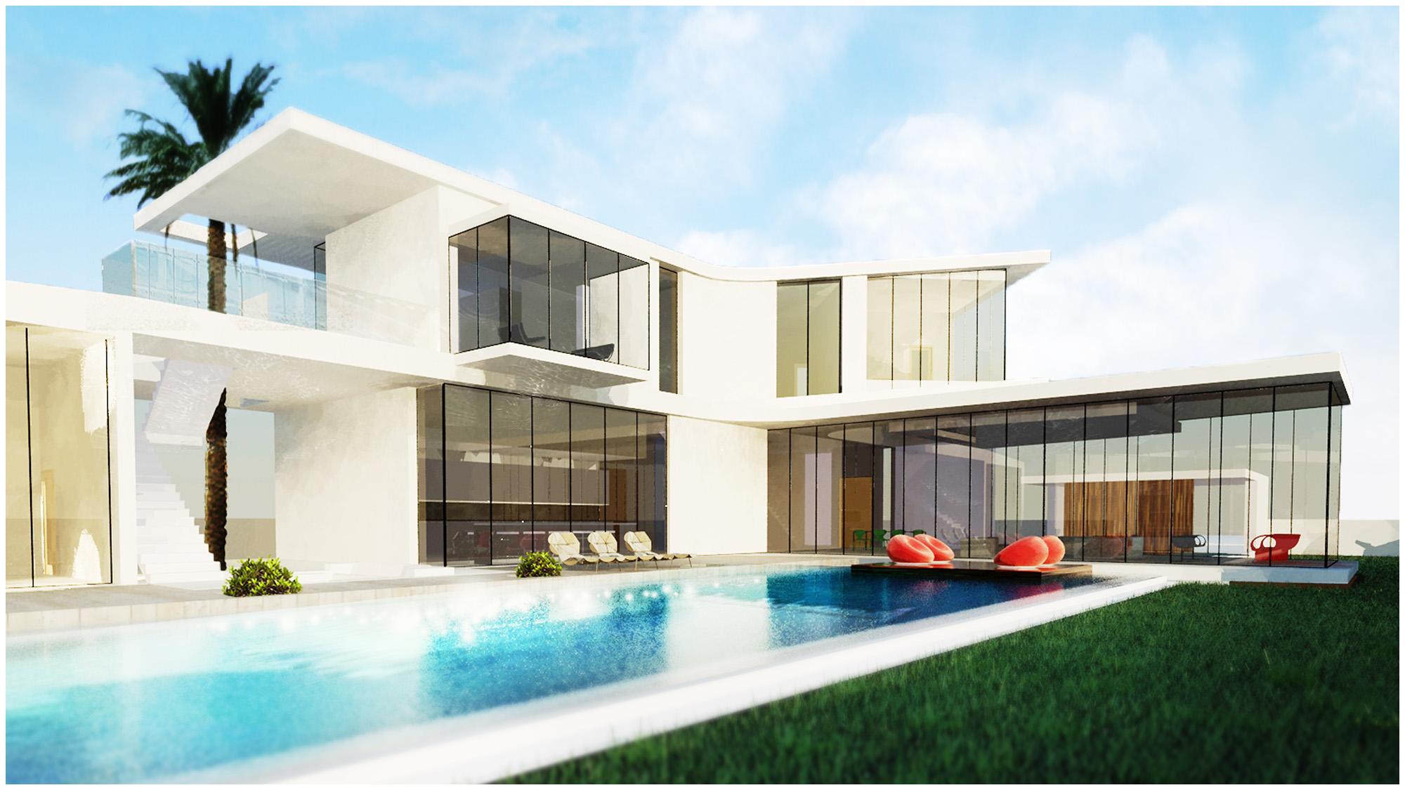Beste Architektur Design Villa Bilder - Images for inspirierende ...