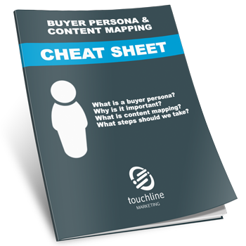 Cheat Sheet - Buyer Persona & Content Mapping