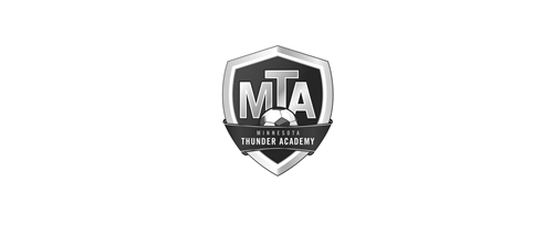 Minnesota Thunder Academy (MTA), Richfield, MN - Website Design, Web Development, Social Media, Wordpress, Email Marketing, MailChimp, Contact Database, Event Calendar