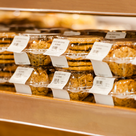 FRESH BAKERY Baked fresh in-store everyday are delicious pastries, comforting breads, tempting cookies and Asian treats. We also offer artisan, gluten-free, sprouted grain and ancient grain bakes.