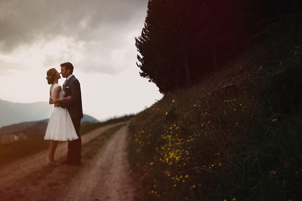Heiraten in den Alpen
