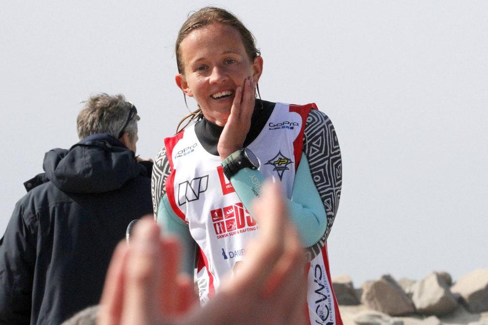 Nicoline Rasmussen - Ålsgårde Surf &SejlklubSUP Technical Race, Distance Race & Sprint Race