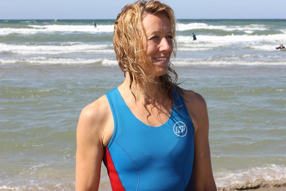 Lucinde Albrecht - Nordjydsk Windsurfing Klub (Aalborg)SUP Distance Race