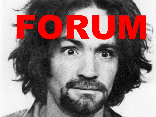 Welcome to the You Must Remember This Forum. Have fun and don't be a jerk. Charles Manson is watching you.