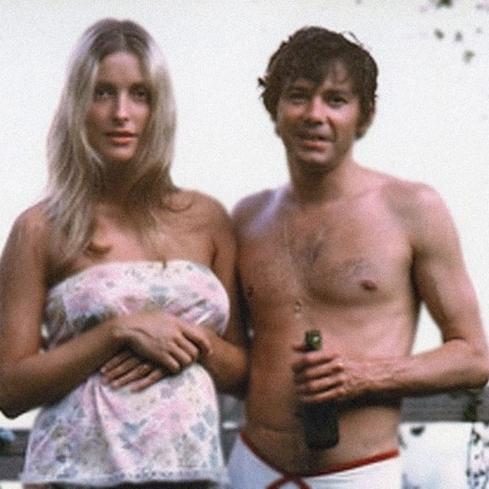 Sharon Tate & Jay Sebring