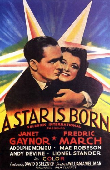 A Star is Born (1937) 🌟