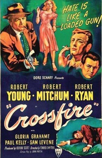 Crossfire (1947) 📖