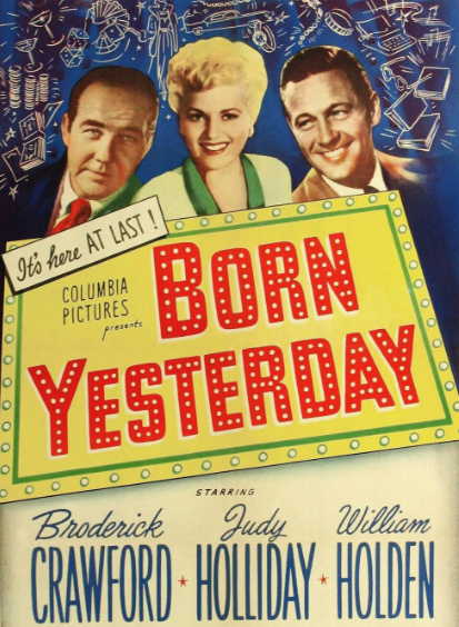 Born Yesterday (1950) 📽