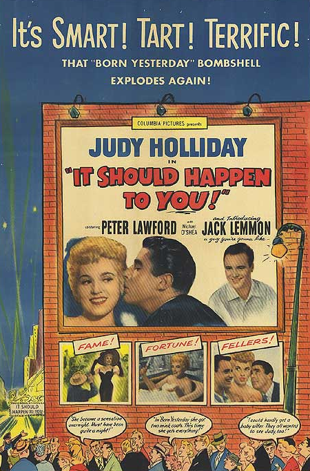 It Should Happen to You (1954) 🌟 📽